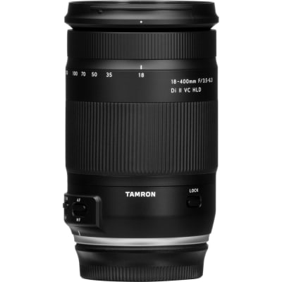 TAMRON 18-400MM F/3.5-6.3 DIII VC HLD FOR CANON