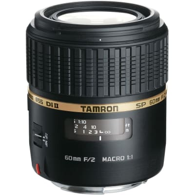 TAMRON SP AF 60MM F/2 DIII FOR CANON