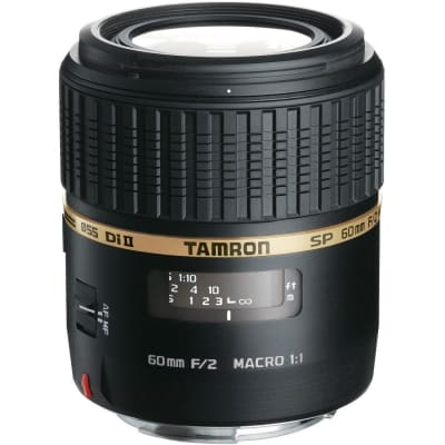 TAMRON SP AF 60MM F/2 DIII FOR SONY A-MOUNT
