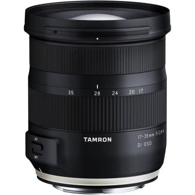 TAMRON 17-35MM F/2.8-4 DI OSD FOR CANON