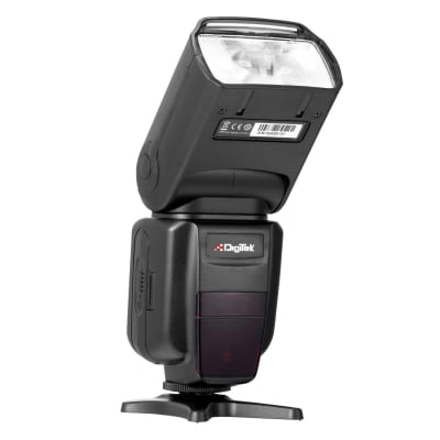 DIGITEK DFL 985 TTL FLASH WITH FREE TRIGGER FOR CANON