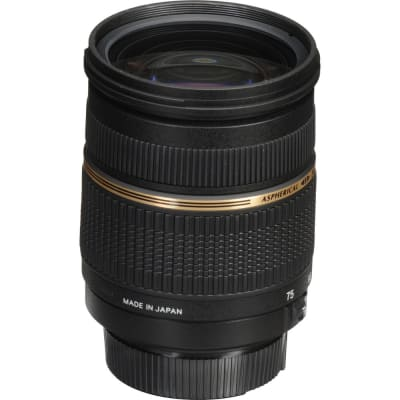 TAMRON SP AF 28-75MM F/2.8 XR DI FOR CANON