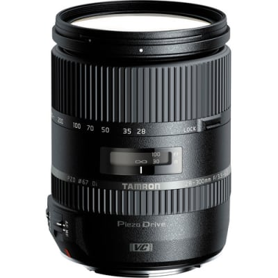 TAMRON 28-300MM F/3.5-6.3 DI VC PZD FOR SONY A-MOUNT