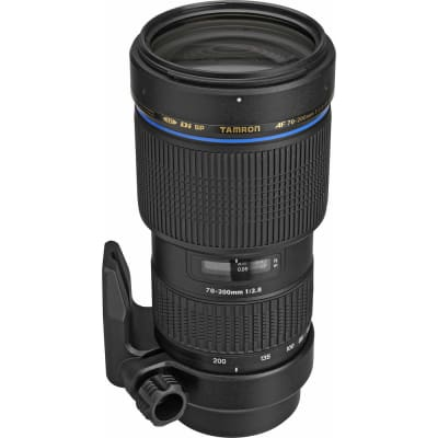 TAMRON SP AF 70-200MM F/2.8 DI FOR SONY A-MOUNT