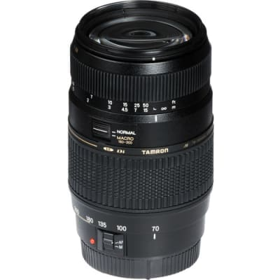 TAMRON AF 70-300MM F/4-5.6 DI FOR PENTAX