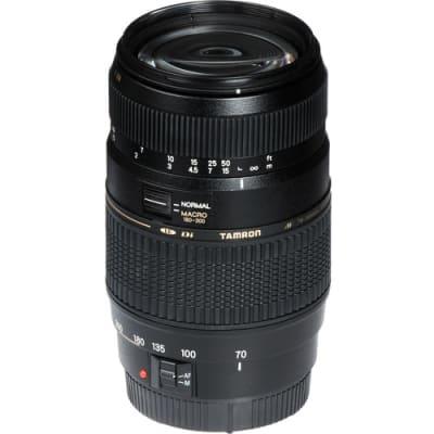 TAMRON SP 70-300MM F/4-5.6 DI VC USD FOR CANON