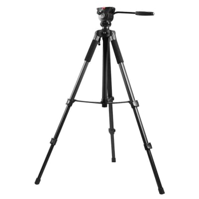 E-IMAGE 7010 TRIPOD KIT WITH FLUID HEAD