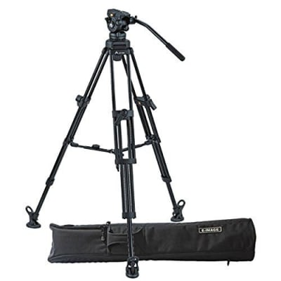 E-IMAGE 7060 6FT TRIPOD STAND KIT WITH FLUID HEAD