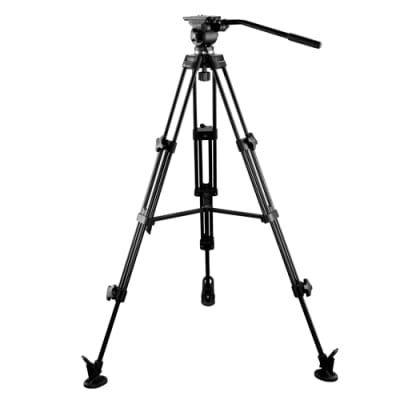 E-IMAGE 7050 6FT TRIPOD STAND KIT WITH FLUID HEAD