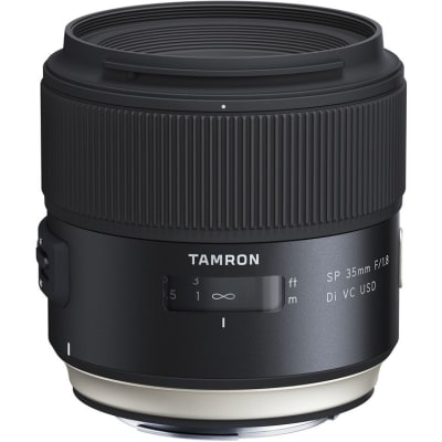 TAMRON SP 35MM F/1.8 DI VC USD FOR SONY A-MOUNT