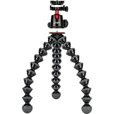 JOBY GORILLAPOD 5K FLEXIBLE MINI-TRIPOD WITH BALL HEAD KIT JB01508-BWW