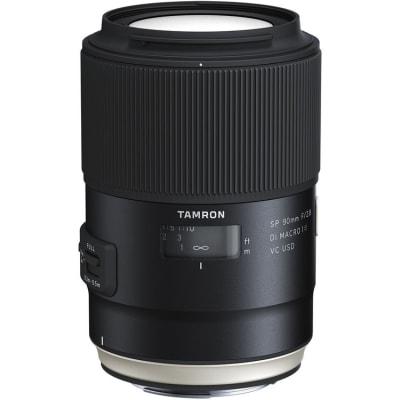 TAMRON SP 90MM F/2.8 DI VC USD MACRO 1:1 FOR CANON