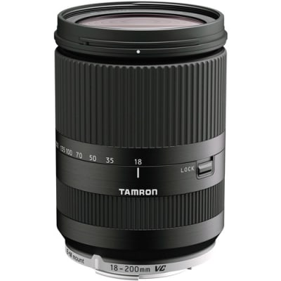 TAMRON 18-200MM F/3.5-6.3 DI III VC FOR CANON EOS-M