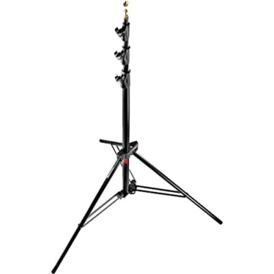 MANFROTTO 1004BAC-3 3-PACK BLK ALU AC MASTER STAND