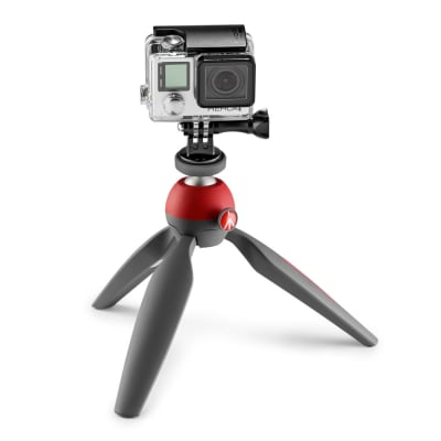 MANFROTTO EXADPT TRIPOD ADAPTOR FOR GOPRO