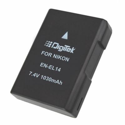 DIGITEK ENEL14 BATTERY FOR NIKON CAMERA
