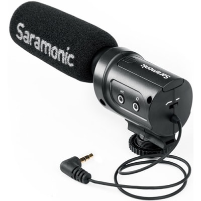 SARAMONIC SR-M3 (VIDEO MICROPHONE)