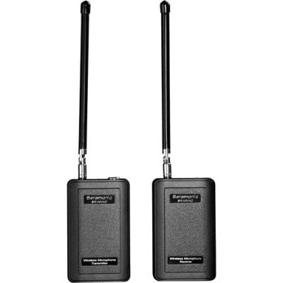 SARAMONIC SR-WM4C (VHF WIRELESS MICROPHONE SYSTEM)