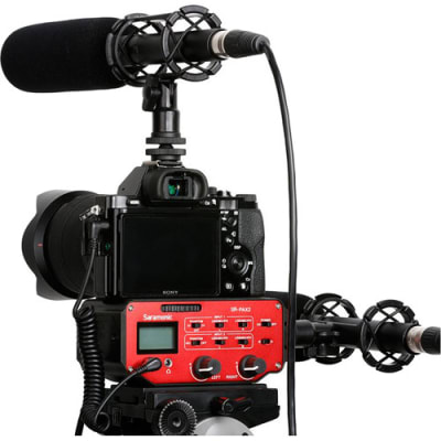 SARAMONIC SR-PAX2 (AUDIO MIXER FOR DSLR OR CAMCORDERS)