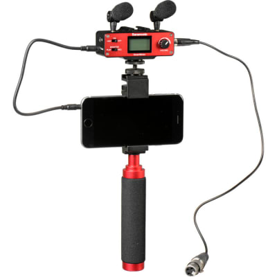 SARAMONIC SMARTMIXER [SMARTPHONE AUDIO (FOR IOS AND ANDROID)]