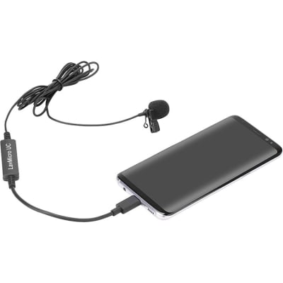 SARAMONIC LAVMICRO UC (USB TYPE C)