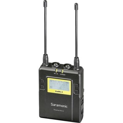 SARAMONIC UWMIC9 RX9 (UHF WIRELESS MICROPHONE SYSTEM)