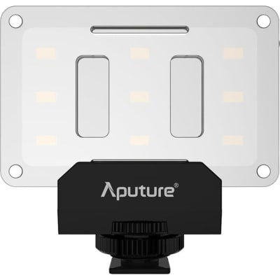 APUTURE AL-M9 AMARAN ON CAMERA LED LIGHT