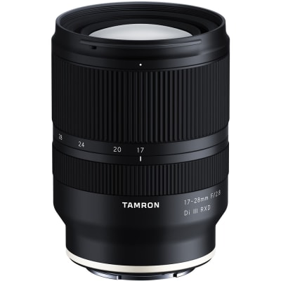 TAMRON 17-28MM F/2.8 DI III RXD LENS FOR SONY E-MOUNT (FULL FRAME)