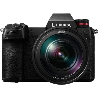 PANASONIC S1 WITH 24-105 MM KIT