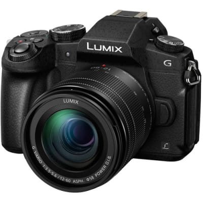 PANASONIC LUMIX G85 WITH 12-60MM LENS