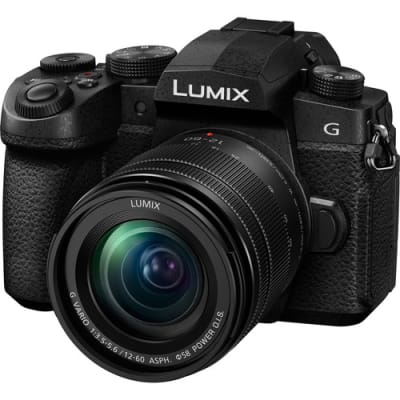 PANASONIC LUMIX G95 WITH 12-60MM LENS