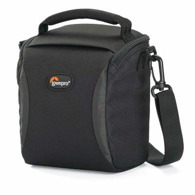 LOWEPRO CAMERA BAG FORMAT 120 BLACK