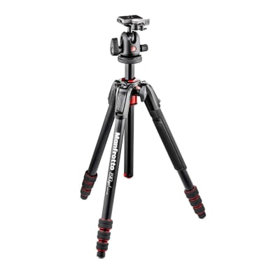 MANFROTTO MK190GOA4TB-BH 190 GO KIT ALU BLACK 4 SEC W/