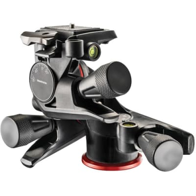 MANFROTTO MHXPRO-3WG MANFROTTO XPRO 3-WAY, GEARED PAN-AND-TILT HEAD WIT