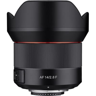 SAMYANG AF 14MM F/2.8 FOR CANON