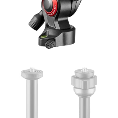 MANFROTTO MKBFRTC4GTA-BH BEFREE GT CARBON Α