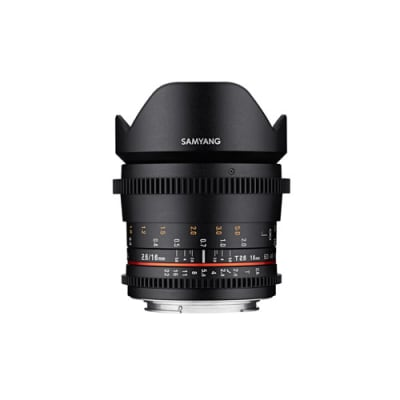 SAMYANG 16MM T/2.6 VDSLR ED AS UMC FOR SONY E MOUNT