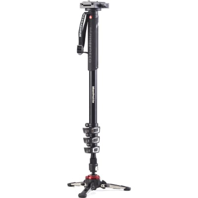 MANFROTTO MVMXPROA4577 XPRO VIDEO MONOPOD WITH 577