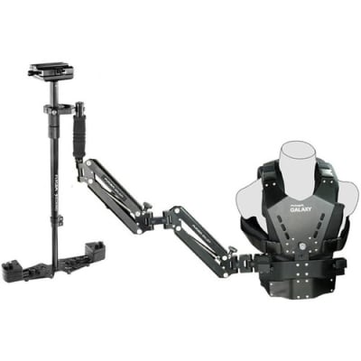 FLYCAM GALAXY ARM & VEST WITH REDKING VIDEO CAMERA STABILIZER (FLCM-GLXY-RK)