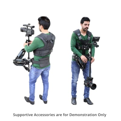 FLYCAM VISTA-II ARM & VEST WITH REDKING VIDEO CAMERA STEADICAM (FLCM-VSTA-RK)