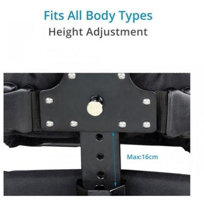 FLYCAM COMFORT ARM & VEST FOR FLYCAM 5000/FLYCAM3000/DSLR NANO (CMFT-AV)