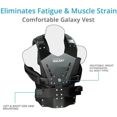 FLYCAM GALAXY STEADYCAM ARM & STEADYCAM VEST (GLXY-AV)