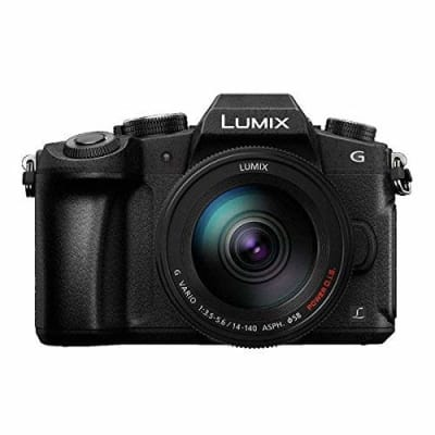 PANASONIC LUMIX G85 WITH 14-140MM LENS