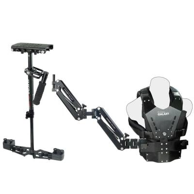 FLYCAM GALAXY STABILIZER ARM & VEST WITH HD-3000 STEADYCAM SYSTEM (GLXY-AV-HD-3)