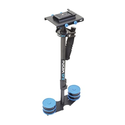 FLYCAM CF-3 CARBON FIBER CAMERA STABILIZER WITH QUICK RELEASE PLATE (FLCM-CF-3)