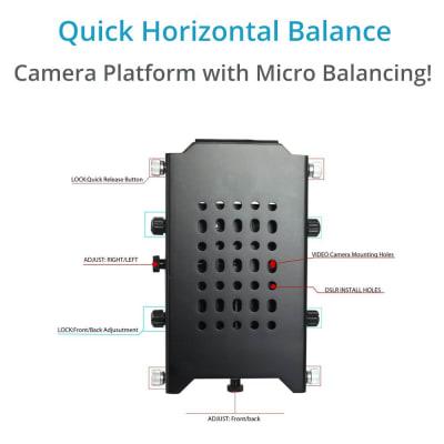 FLYCAM HD-3000 STEADYCAM WITH ARM BRACE (FLCM-HD-3-AB-QT)