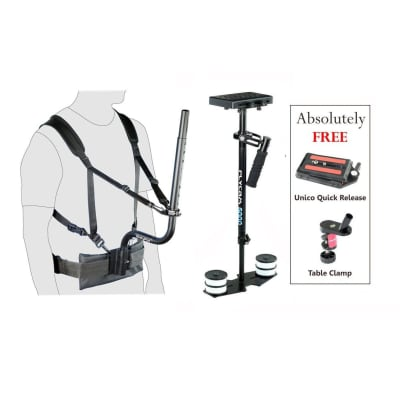 FLYCAM 5000 CAMERA STABILIZER WITH BODY POD (FLCM-5000-BPQ)