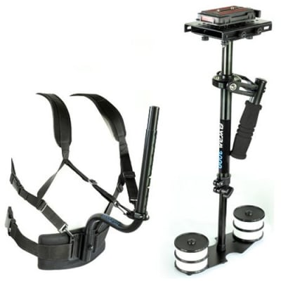 FLYCAM 3000 CAMERA STABILIZER & BODY POD (FLCM-3000-BP)