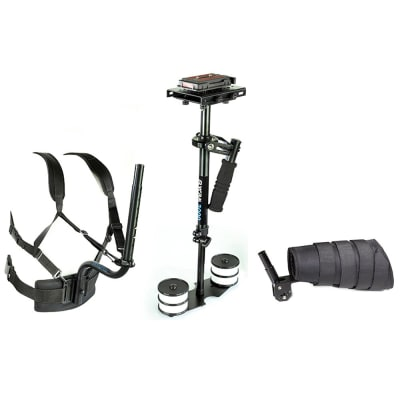FLYCAM 3000 CAMERA STABILIZER WITH ARM BRACE & BODY POD (FLCM-3000-BPAB)
