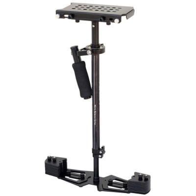 FLYCAM HD-5000 VIDEO STABILIZER - FREE TABLE CLAMP AND QUICK RELEASE PLATE (FLCM-HD5-QT)